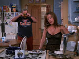 Leah Remini ~ The King of Queens (Dirty Batter Girl) Videos & Captures