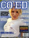 Kristen Bell CO-ED Magazine x2 LQ