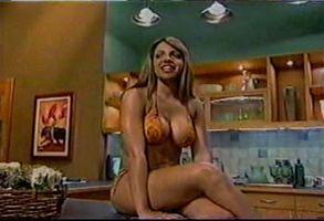 Vida Guerra, 3 sexy video !!!