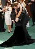 Лаура Паузини, фото 14. Laura Pausini 2006 Grammy Awards Arrivals, foto 14