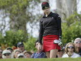 Paula Creamer @ the final round of the ADT Championship 08 - MQs x15
