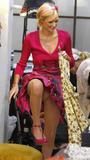 Paris Hilton in a sheer top leaving her hotel in London, January 29 Foto 1577 (Пэрис Хилтон в сплошной верхушку, оставляя свой отель в Лондоне 29 января Фото 1577)
