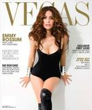 Emmy Rossum - sexy in new Vegas mag - 2x LQ